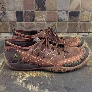 """Merrell """"Mimosa Lace"""" Sneakers Size 8"""